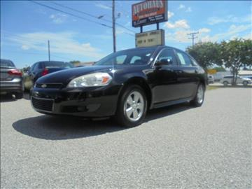 2011 Chevrolet Impala for sale at Autohaus of Greensboro in Greensboro NC