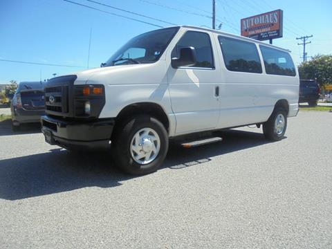 2011 Ford E-Series Cargo for sale at Autohaus of Greensboro in Greensboro NC