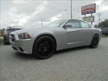2011 Dodge Charger for sale at Autohaus of Greensboro in Greensboro NC