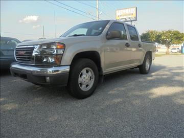 2004 GMC Canyon for sale at Autohaus of Greensboro in Greensboro NC