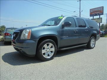 2008 GMC Yukon XL for sale at Autohaus of Greensboro in Greensboro NC