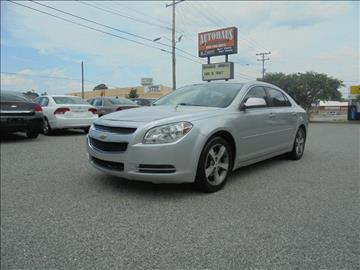 2009 Chevrolet Malibu for sale at Autohaus of Greensboro in Greensboro NC