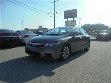2009 Honda Civic for sale at Autohaus of Greensboro in Greensboro NC