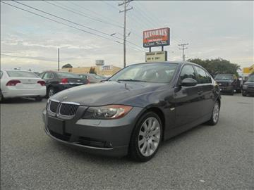 2006 BMW 3 Series for sale at Autohaus of Greensboro in Greensboro NC