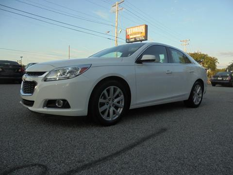 2014 Chevrolet Malibu for sale at Autohaus of Greensboro in Greensboro NC