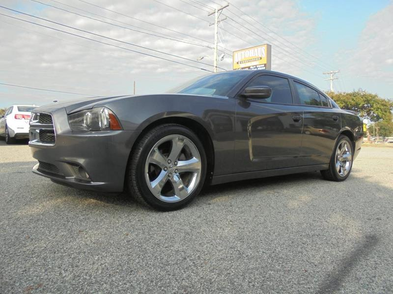 2014 Dodge Charger for sale at Autohaus of Greensboro in Greensboro NC