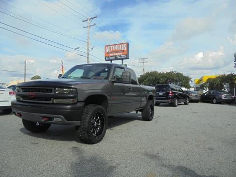 1999 Chevrolet Silverado 1500 for sale at Autohaus of Greensboro in Greensboro NC