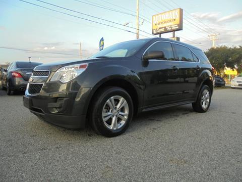 2014 Chevrolet Equinox for sale in Greensboro, NC