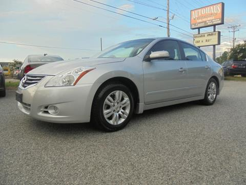 Nissan Used Cars For Sale Greensboro Autohaus of Greensboro