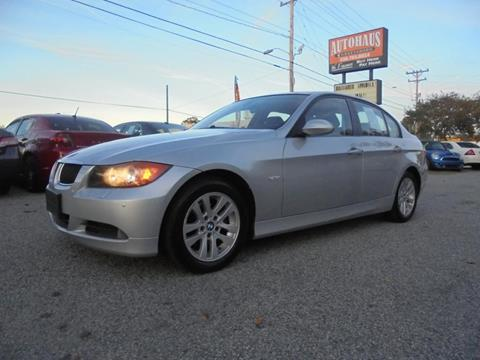 2007 BMW 3 Series for sale at Autohaus of Greensboro in Greensboro NC