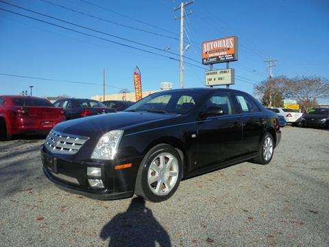 2006 Cadillac STS for sale at Autohaus of Greensboro in Greensboro NC