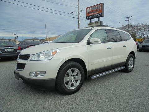 2011 Chevrolet Traverse for sale at Autohaus of Greensboro in Greensboro NC