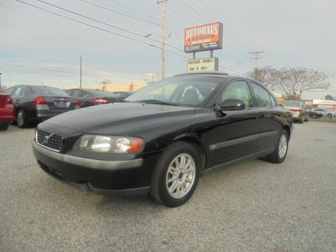 2003 Volvo S60 for sale at Autohaus of Greensboro in Greensboro NC