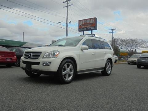 2009 Mercedes-Benz GL-Class for sale at Autohaus of Greensboro in Greensboro NC