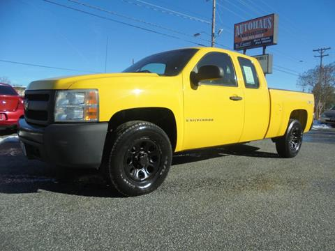 2007 Chevrolet Silverado 1500 for sale at Autohaus of Greensboro in Greensboro NC