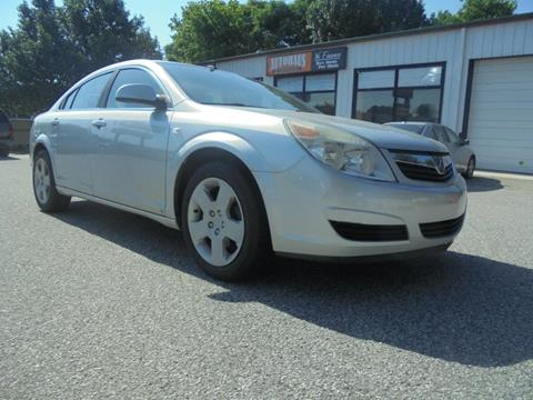 2009 Saturn Aura for sale at Autohaus of Greensboro in Greensboro NC