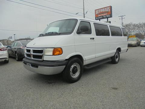 1998 Dodge Ram Wagon for sale at Autohaus of Greensboro in Greensboro NC