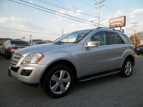 2011 Mercedes-Benz M-Class for sale at Autohaus of Greensboro in Greensboro NC