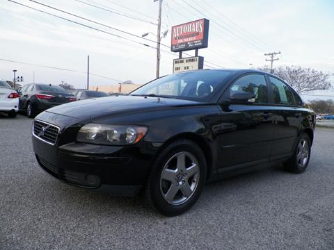 2005 Volvo S40 for sale at Autohaus of Greensboro in Greensboro NC