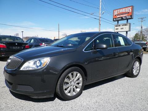 2015 Buick Verano for sale at Autohaus of Greensboro in Greensboro NC