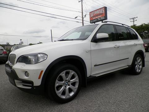 2007 BMW X5 for sale at Autohaus of Greensboro in Greensboro NC