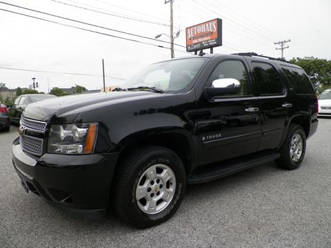 2007 Chevrolet Tahoe for sale at Autohaus of Greensboro in Greensboro NC