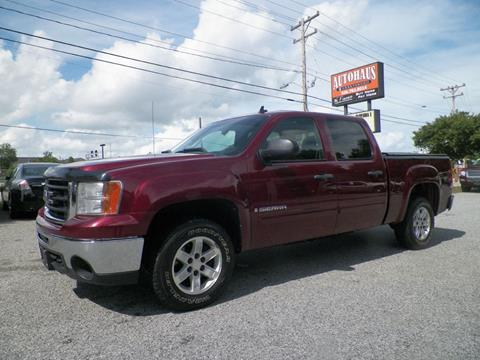 2009 GMC Sierra 1500 for sale at Autohaus of Greensboro in Greensboro NC