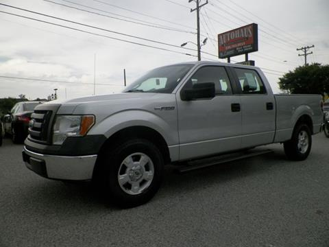 2010 Ford F-150 for sale at Autohaus of Greensboro in Greensboro NC