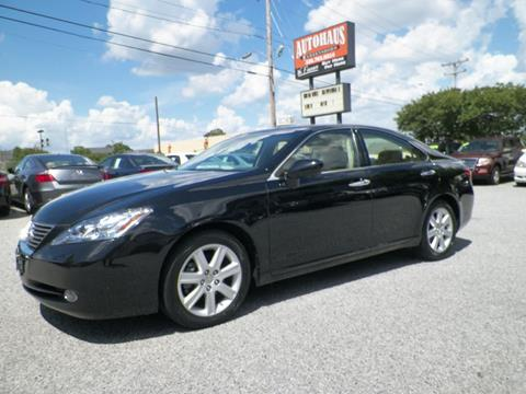 2008 Lexus ES 350 for sale at Autohaus of Greensboro in Greensboro NC