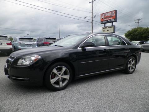2011 Chevrolet Malibu for sale at Autohaus of Greensboro in Greensboro NC