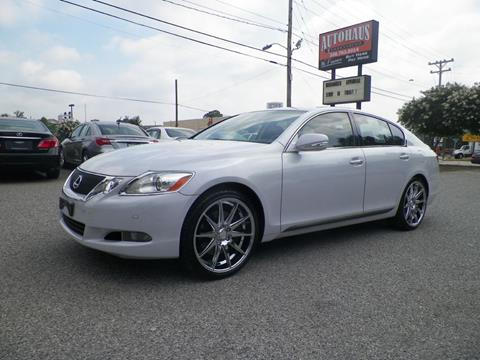 2008 Lexus GS 350 for sale at Autohaus of Greensboro in Greensboro NC