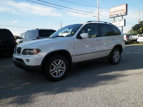 2005 BMW X5 for sale at Autohaus of Greensboro in Greensboro NC