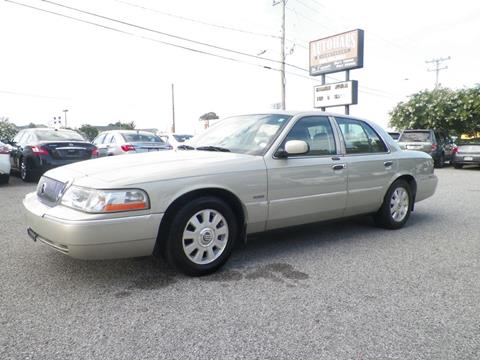 2003 Mercury Grand Marquis for sale at Autohaus of Greensboro in Greensboro NC