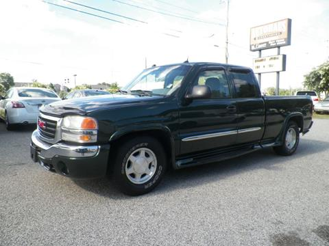 2004 GMC Sierra 1500 for sale at Autohaus of Greensboro in Greensboro NC
