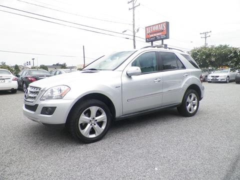 2009 Mercedes-Benz M-Class for sale at Autohaus of Greensboro in Greensboro NC