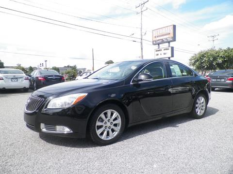 2012 Buick Regal for sale at Autohaus of Greensboro in Greensboro NC