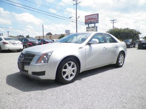 2009 Cadillac CTS for sale at Autohaus of Greensboro in Greensboro NC
