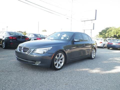 2010 BMW 5 Series for sale at Autohaus of Greensboro in Greensboro NC