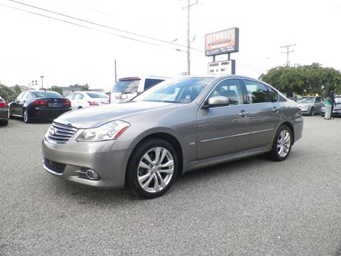2009 Infiniti M35 for sale at Autohaus of Greensboro in Greensboro NC
