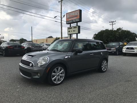 2010 MINI Cooper Clubman for sale at Autohaus of Greensboro in Greensboro NC