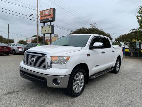 2013 Toyota Tundra for sale at Autohaus of Greensboro in Greensboro NC