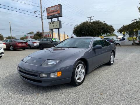 1992 Nissan 300ZX for sale at Autohaus of Greensboro in Greensboro NC