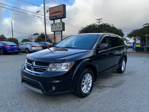 2016 Dodge Journey for sale at Autohaus of Greensboro in Greensboro NC