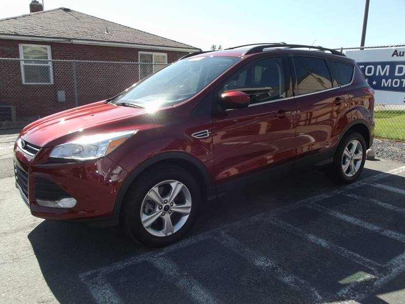2014 Ford Escape AWD SE 4dr SUV - Spokane Valley WA