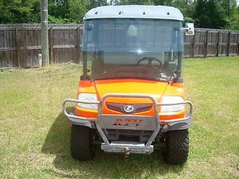 2008 Kubota RTV 1140 CPX for sale at WILLIAMS CLASSIC CARS in Ocala FL