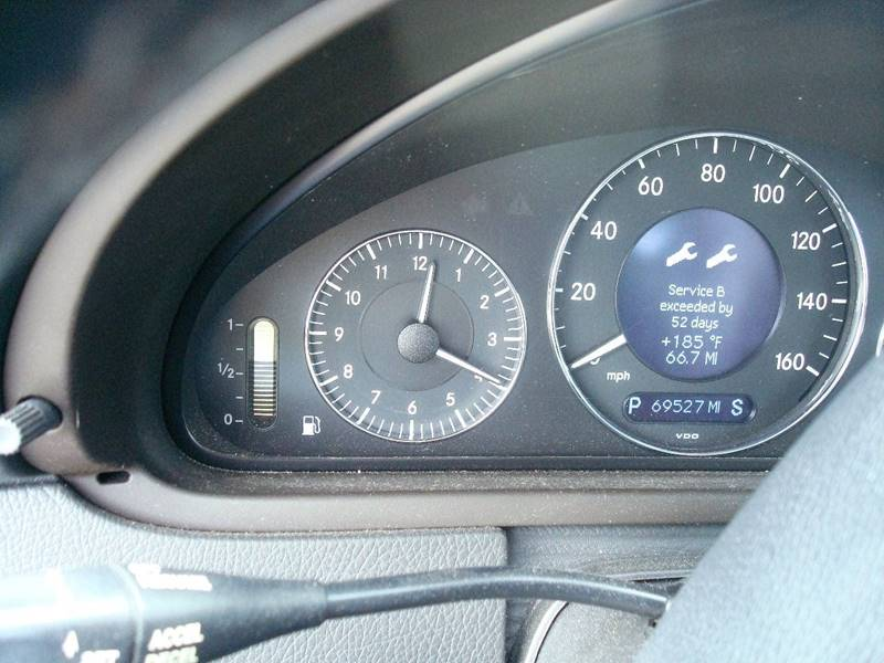 2004 Mercedes-Benz CLK for sale at WILLIAMS CLASSIC CARS in Ocala FL