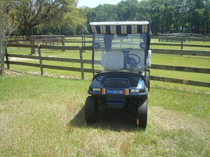 2008 PAR CAR GOLF CART for sale at WILLIAMS CLASSIC CARS in Ocala FL