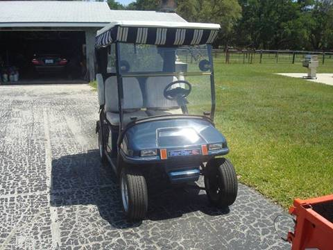 2008 PAR CAR GOLF CART for sale at WILLIAMS CLASSIC CARS in Ocala FL