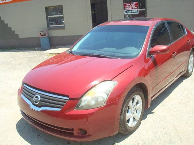 2007 Nissan Altima for sale at WILLIAMS CLASSIC CARS in Ocala FL