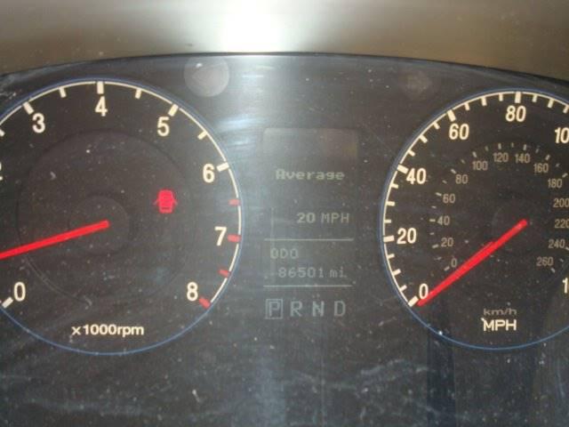2007 Hyundai Azera for sale at WILLIAMS CLASSIC CARS in Ocala FL